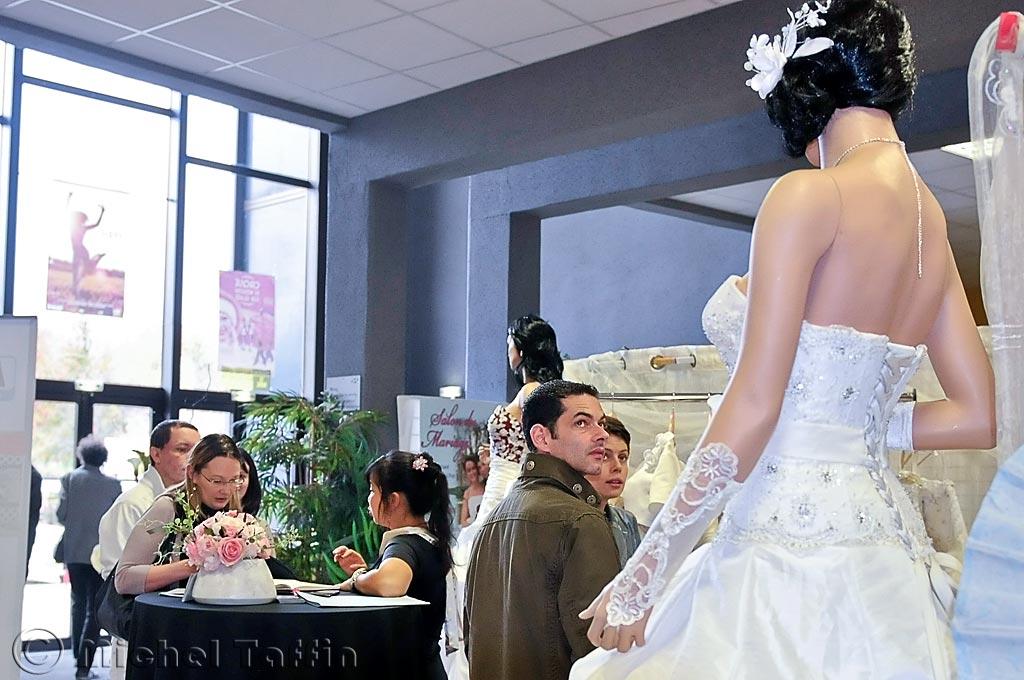 le salon du mariage vals pr s le puy haute loire 11 2011 michel taffin photographe. Black Bedroom Furniture Sets. Home Design Ideas