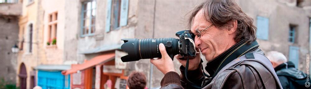 Michel Taffin, photographe